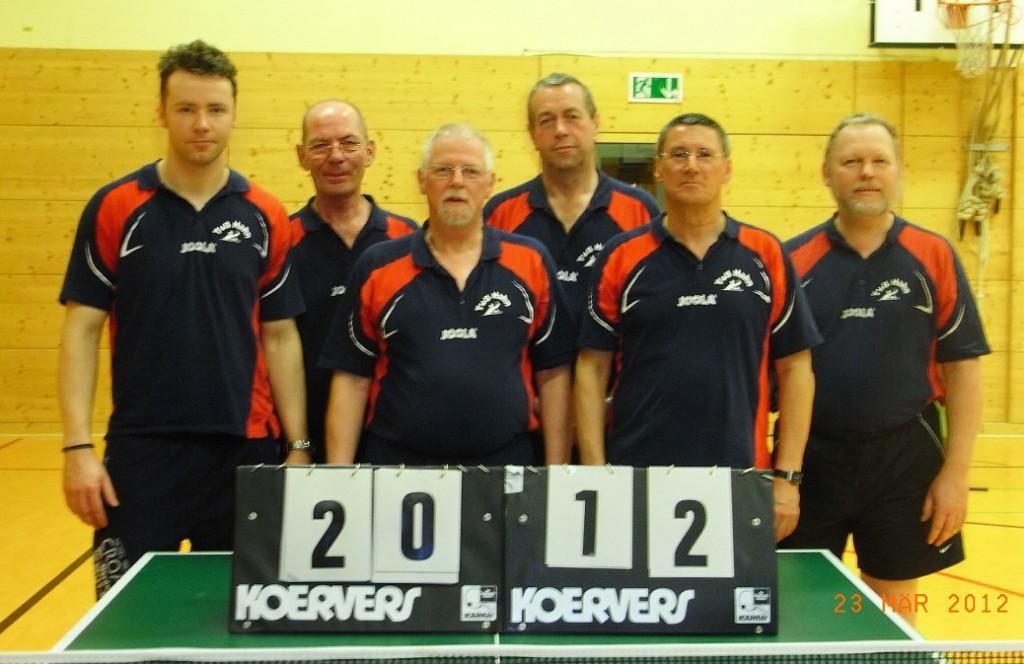 TuS Hahn 3 - Meister 2011/2012 2. Kreisklasse Ost
