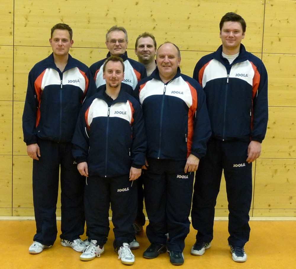 TuS Hahn 1 - Meister 2009/2010 Bezirksklasse Süd
